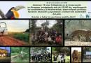 20 DE NOVIEMBRE DEL 2016: 19 años conservando la diversidad biológica del Paraguay