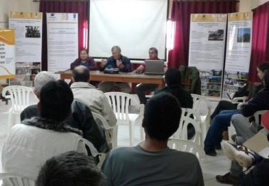 Presentan planes para reducir amenazas del cambio climático en el Chaco
