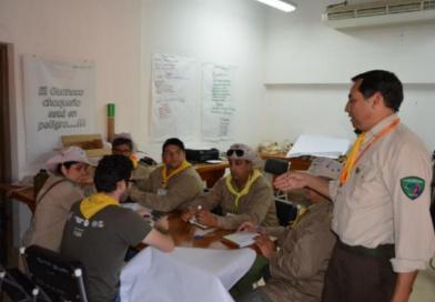 Se realizó el primer curso para guardaparques del Paraguay