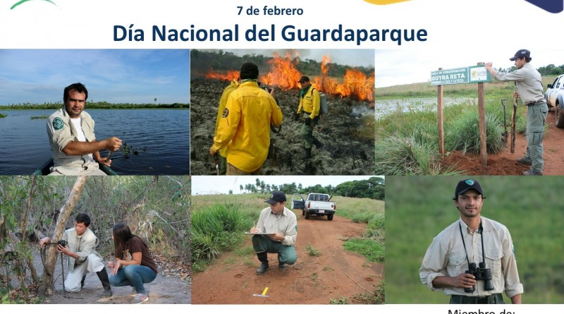 7 feb Dia Nac Guardaparque