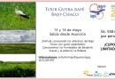 Primera salida del Tour Guyra Rapé Bajo Chaco