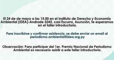 Primer Premio Periodismo Ambiental