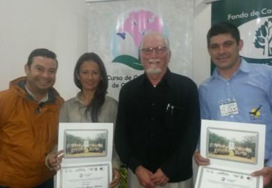 Culmina el primer curso de capacitación para Guarda parques del SINASIP