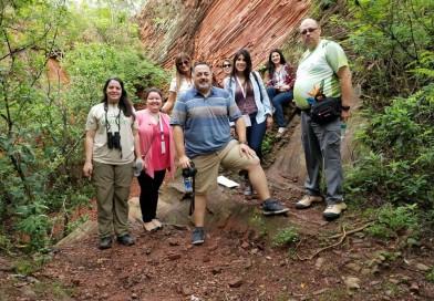 Trabajan en atractivas rutas turísticas en pueblos tradicionales