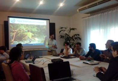 Organizaciones de la sociedad civil capacitados en gobernanza de recursos naturales transfronterizos