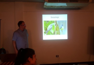 Exitosa charla sobre las aves y la Bahía de Asunción