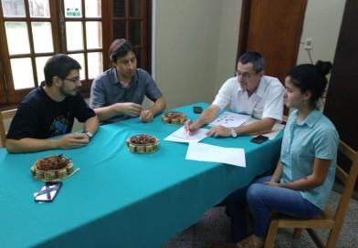 Planifican nvas capacitaciones a productores indígenas y campesinos sobre proyecto de yerba mate bajo sombra
