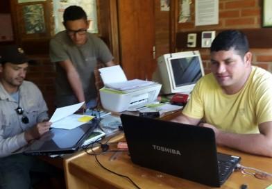 Reunión para elaboración de informes de amenazas en San Rafael