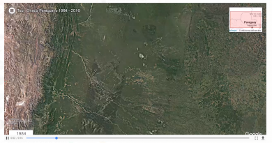 time lapse-deforest