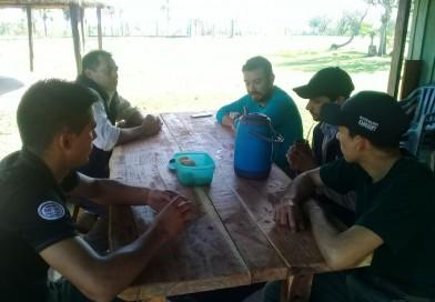 Evalúan actividades del primer semestre en Guyra Retã